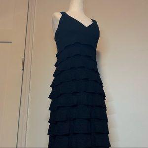 Max Studios Tiered Maxi Dress